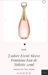 J'adore Event Sleeve Feminino Eau de Toilette - R$229