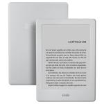 "Kindle Branco com Wi-Fi, 4GB, Tela 6"" - R$ 139,00"