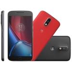 Smartphone Motorola Moto G 4 Geração Plus 32GB, Dual por R$ 1099
