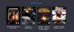 Star Wars Humble Bundle 3 - Pacote Básico - ( 4 jogos ) - STEAM PC - $ 1 dolar ou R$ 3,10