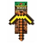 Picareta de Ouro Decorativa - Minecraft