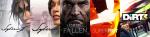 G2A Bundle - Lords of The Fallen + SuperHot + Syberia I e II + Dirt 3: Complete Edition ( 05 Games ) - Steam PC por R$ 5