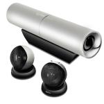 Caixa de som 22W portátil Aurora Edifier MP300 Plus - Cinza claro por R$ 134