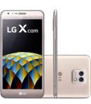 """LG X Cam Tela 5.2"""" 16GB Câmera 13MP - R$ 674,99em 1x no cartão Shoptime"""