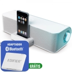 [Edifier] Dock Station + adp Bluetooth GRÁTIS R$ 149,00