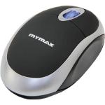 Mouse Óptico USB Preto - Mymax