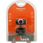 Webcam c/ microfone e luz 1.3mp By Tech - Vários modelos R$9,99