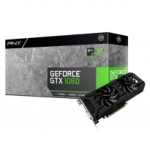 Placa de Vídeo PNY GeForce GTX 1060 3GB (VCGGTX10603PB) por R$840