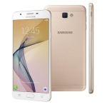 """Smartphone Samsung Galaxy J7 Prime Duos Dourado com 32GB, Tela 5.5"""", Dual Chip, 4G, Câmera 13MP por R$1079"""