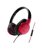 Fone Audio-Technica ATH-AX1iS SonicFuel™ Vermelho por R$ 99