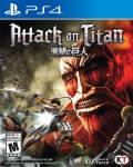 Jogo Attack on Titan - PS4 - R$ 81