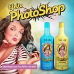 Kit Inoar Efeito Photoshop Shampoo 1000ml + Condicionador 1000ml - R$40