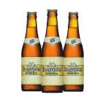 Na compra de 3 Cervejas Hoegaarden Grand Cru Golden 330ml Pague 1 por R$ 17