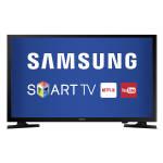 "Smart TV LED 43"" Samsung UN43J5200 Full HD por R$1620"