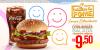 Cupom para Extra Burger Salada + Bebida Média por R$ 10 Das 15h às 18 h