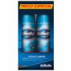 Kit 2 Desodorantes Antitranspirante Gillette Pressure Defense - Proteção 48 horas - R$9,90