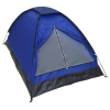 Barraca de Camping Para 2 Pessoas Importada em Poliéster - Azul por R$ 40