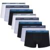 Kit Com 8 Cuecas Lupo Mini Boxer Cores Sortidas  R$ 60