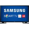 """Smart TV LED 32"""" Samsung UN32J4300AG HD com Conversor Digital 2 HDMI 1 USB  - R$1235"""