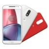 Smartphone Motorola Moto G4 Plus XT1640 Branco  - R$1086