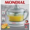 Espremedor de Frutas Turbo Citrus com 25W de Potência Branco E-01 - Mondial por R$ 29