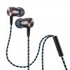 PLEXTONE X41M 3.5mm Plug Universal Metal Line-control Headsets por R$ 12