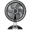 Ventilador Arno Silence Force VF40 - Preto/Prata por R$ 110