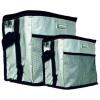 KIT 2 Bolsas Térmicas de 5L + 10L em PVC, - R$50
